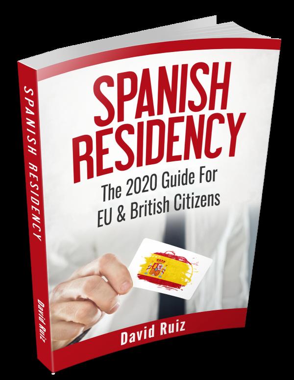 Spanish residency ebook